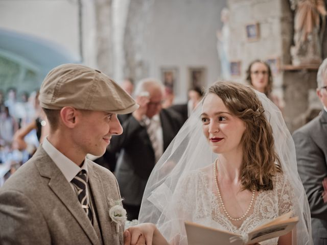 Le mariage de Joris et Axelle à Ortaffa, Pyrénées-Orientales 14