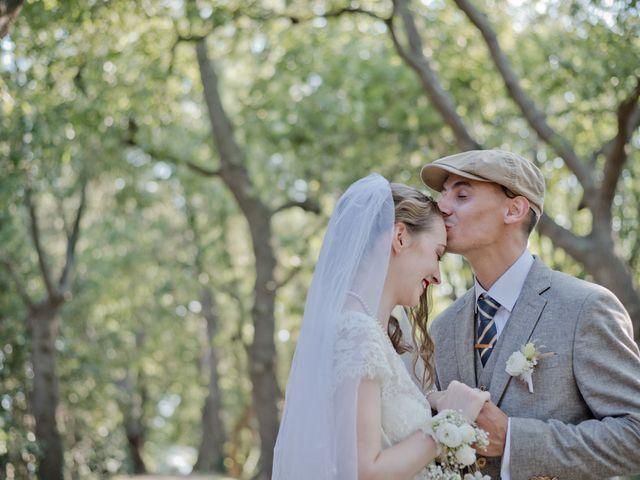 Le mariage de Joris et Axelle à Ortaffa, Pyrénées-Orientales 21
