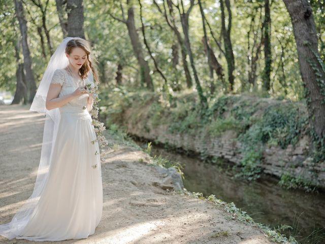 Le mariage de Joris et Axelle à Ortaffa, Pyrénées-Orientales 27