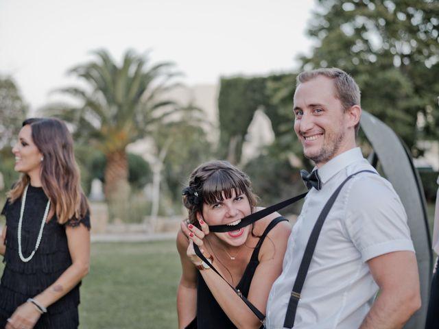 Le mariage de Joris et Axelle à Ortaffa, Pyrénées-Orientales 32