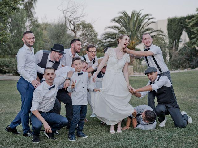 Le mariage de Joris et Axelle à Ortaffa, Pyrénées-Orientales 34
