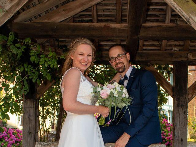 Le mariage de Benoit et Emilie à Doméliers, Oise 1