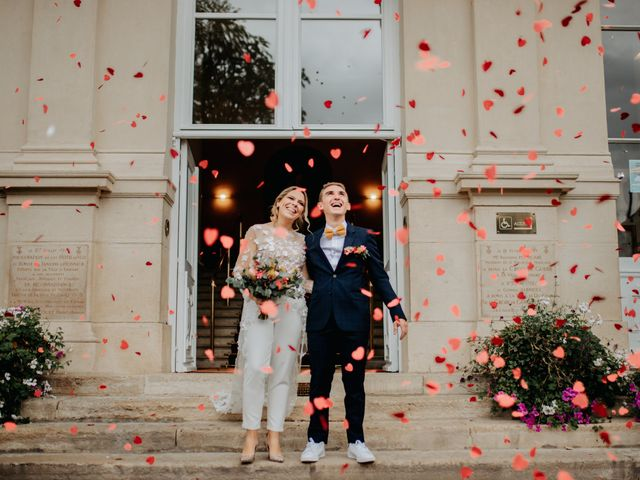 Le mariage de Loïc et Cécile à Épernay, Marne 6