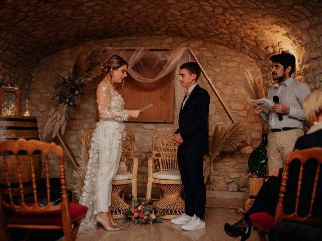 Le mariage de Loïc et Cécile à Épernay, Marne 2