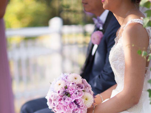 Le mariage de Paul et Thuyvi à Paris, Paris 45
