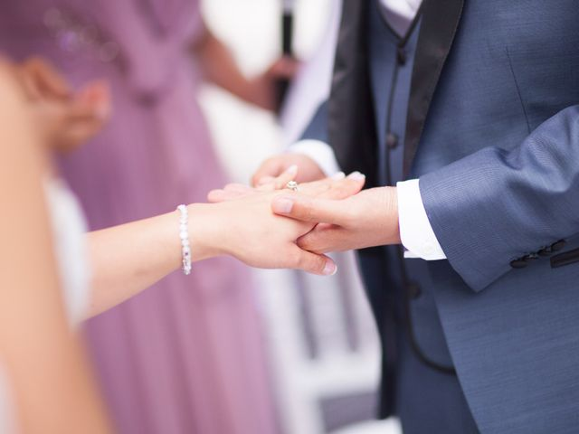 Le mariage de Paul et Thuyvi à Paris, Paris 55