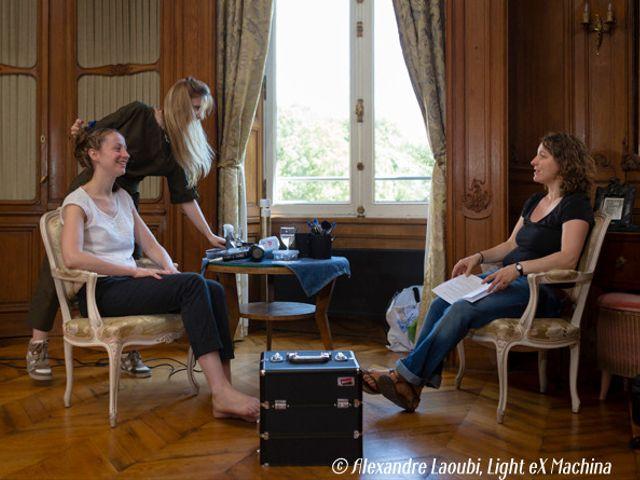 Le mariage de Damien et Camille à Cernay-la-Ville, Yvelines 4