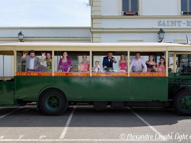 Le mariage de Damien et Camille à Cernay-la-Ville, Yvelines 10