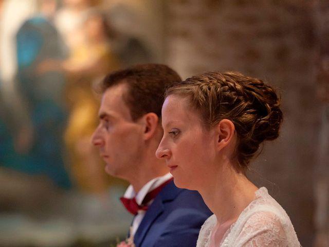 Le mariage de Damien et Camille à Cernay-la-Ville, Yvelines 11
