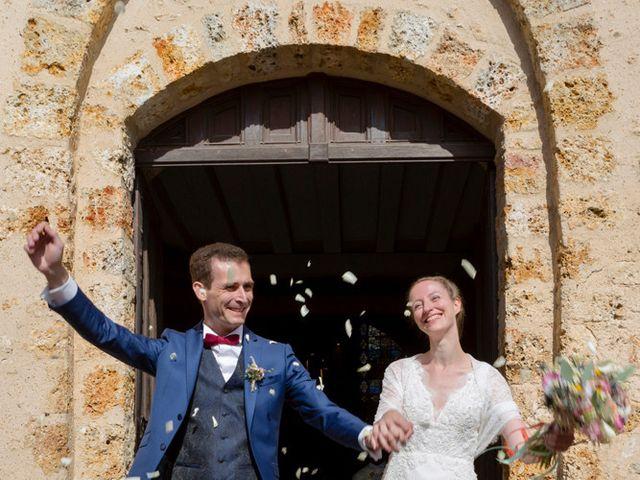 Le mariage de Damien et Camille à Cernay-la-Ville, Yvelines 14
