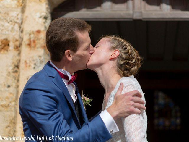 Le mariage de Damien et Camille à Cernay-la-Ville, Yvelines 15