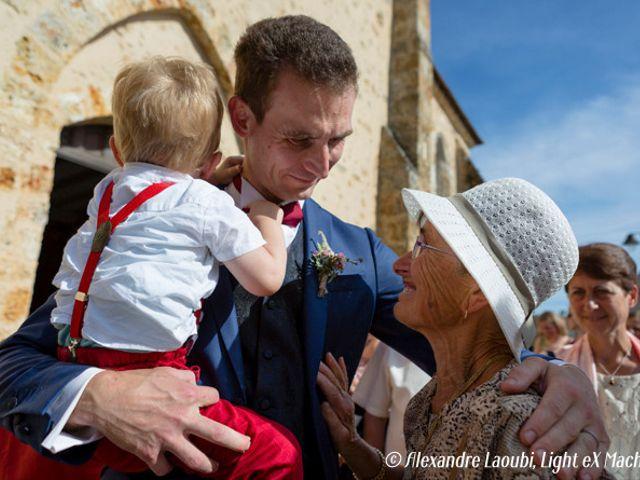 Le mariage de Damien et Camille à Cernay-la-Ville, Yvelines 17