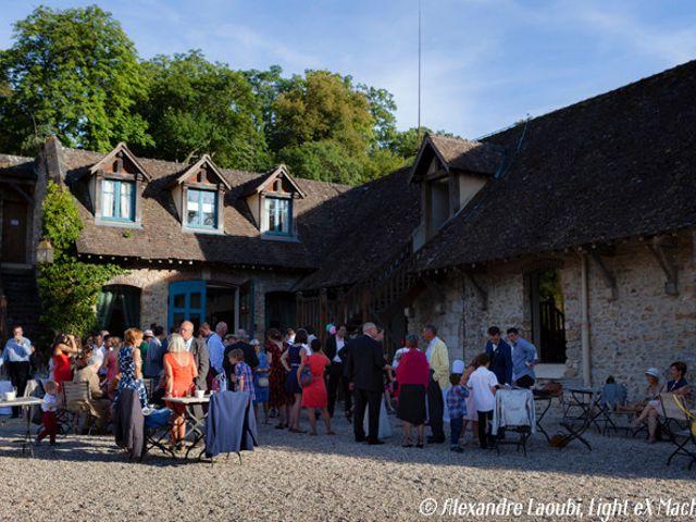 Le mariage de Damien et Camille à Cernay-la-Ville, Yvelines 22