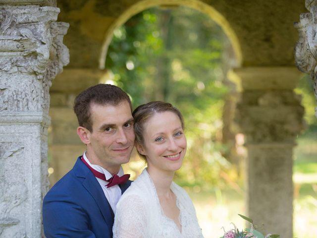 Le mariage de Damien et Camille à Cernay-la-Ville, Yvelines 23