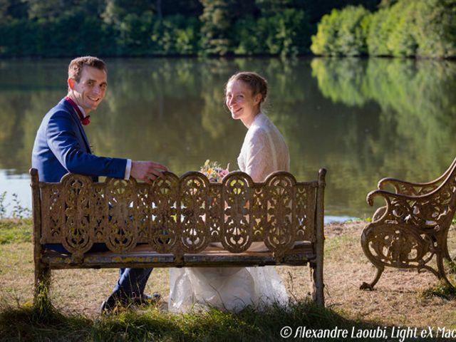 Le mariage de Damien et Camille à Cernay-la-Ville, Yvelines 25