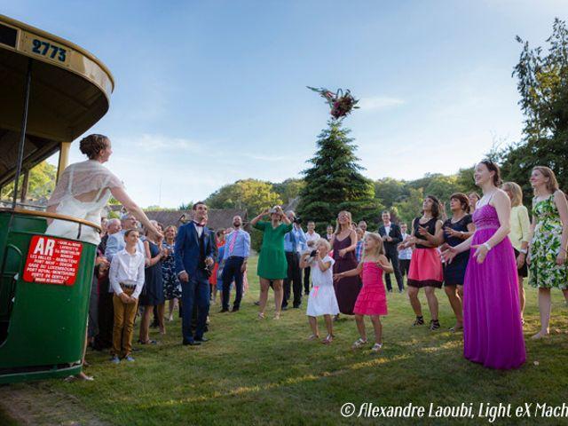Le mariage de Damien et Camille à Cernay-la-Ville, Yvelines 27