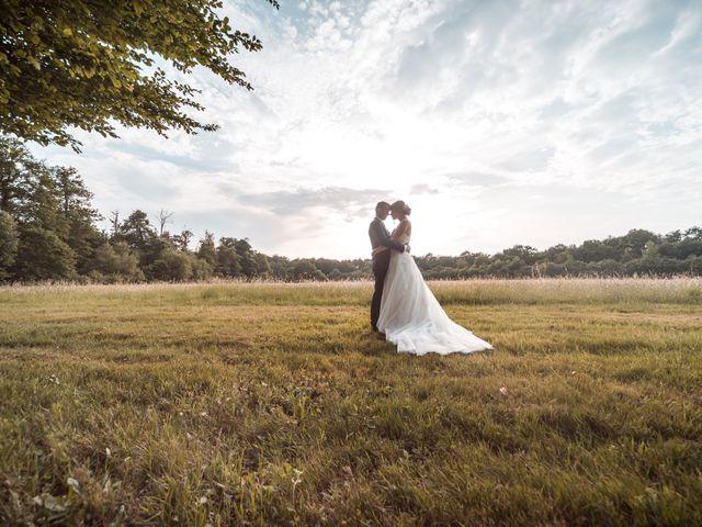 Le mariage de Mylène et Nicolas
