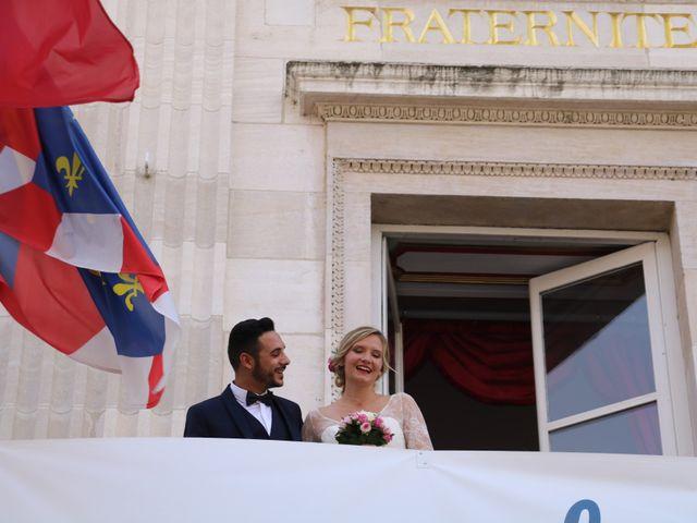 Le mariage de Naem et Marine à Légny, Rhône 2