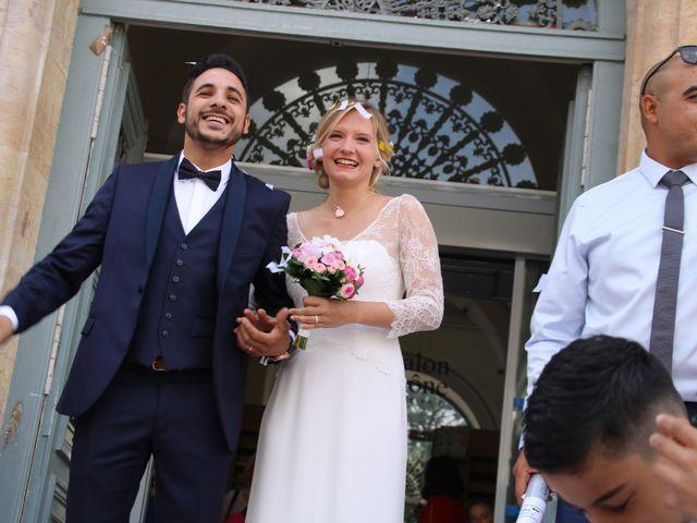 Le mariage de Naem et Marine à Légny, Rhône 10