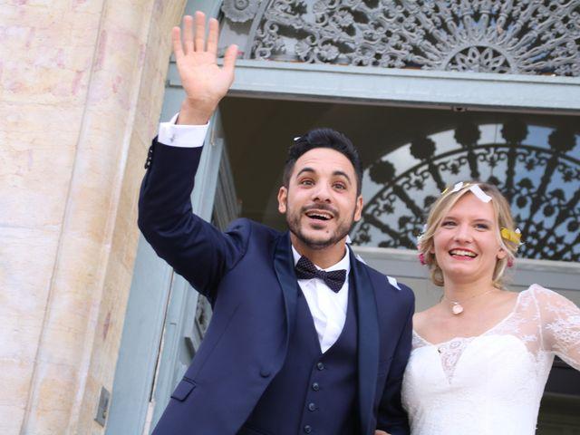 Le mariage de Naem et Marine à Légny, Rhône 11
