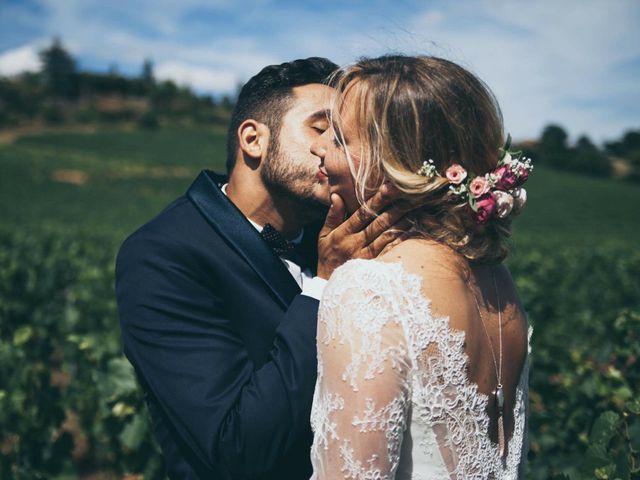 Le mariage de Naem et Marine à Légny, Rhône 20