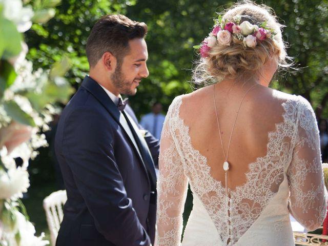 Le mariage de Naem et Marine à Légny, Rhône 22