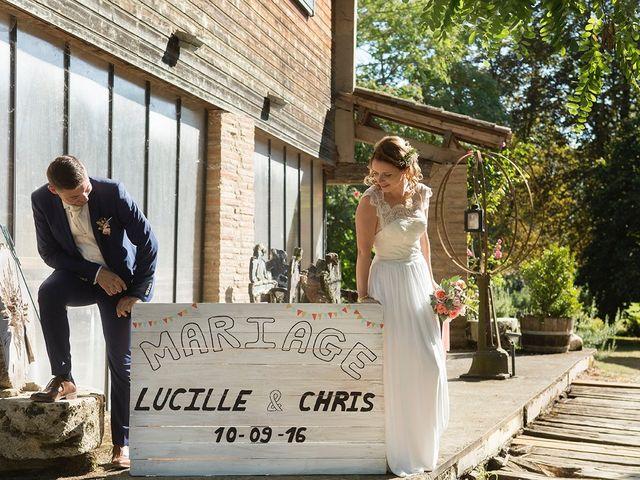 Le mariage de Christophe et Lucille à Portet-sur-Garonne, Haute-Garonne 19