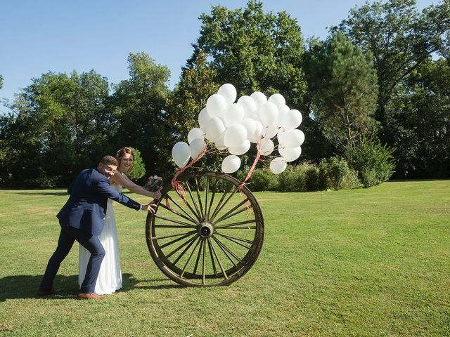 Le mariage de Christophe et Lucille à Portet-sur-Garonne, Haute-Garonne 22