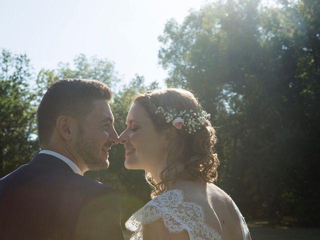 Le mariage de Lucille et Christophe