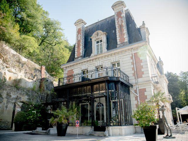 Le mariage de Julien et Delphine à Tours, Indre-et-Loire 1