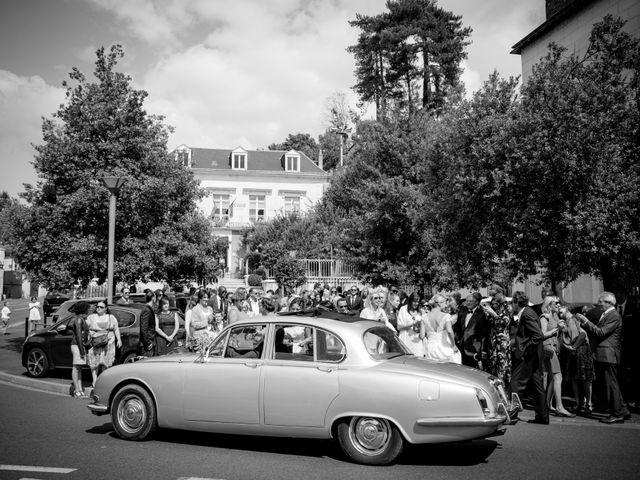 Le mariage de Julien et Delphine à Tours, Indre-et-Loire 5