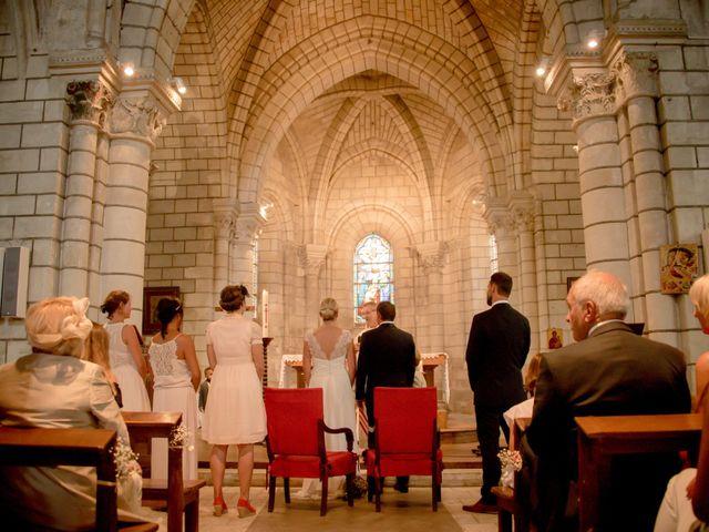 Le mariage de Julien et Delphine à Tours, Indre-et-Loire 10