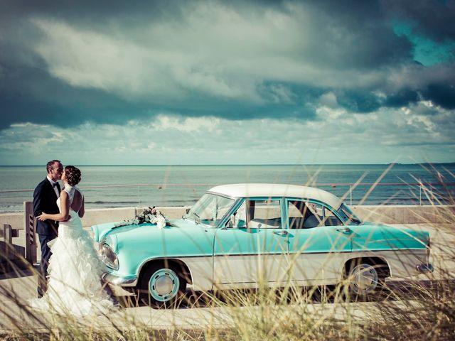 Le mariage de Loick et Céline à Saint-Jean-de-Monts, Vendée 11