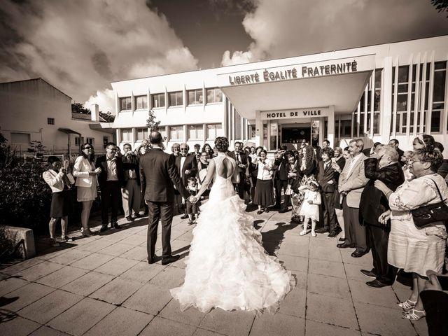 Le mariage de Loick et Céline à Saint-Jean-de-Monts, Vendée 15