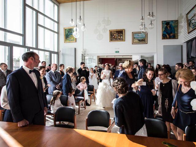 Le mariage de Loick et Céline à Saint-Jean-de-Monts, Vendée 16