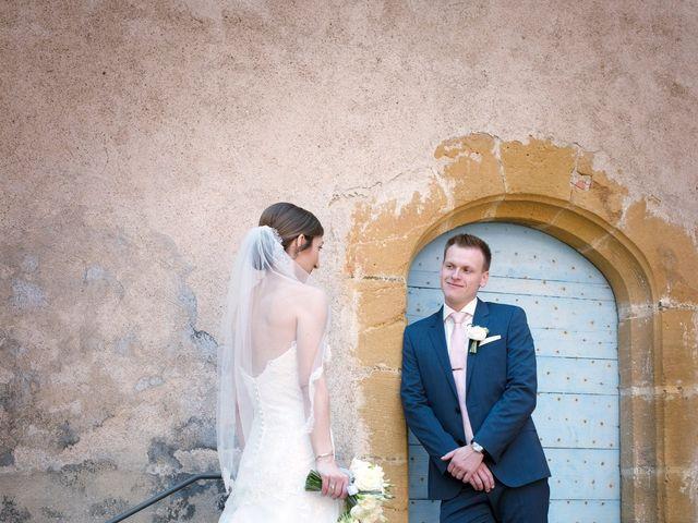 Le mariage de Quentin et Pauline à Le Perréon, Rhône 2