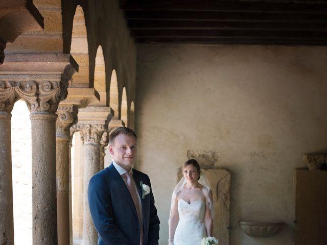 Le mariage de Quentin et Pauline à Le Perréon, Rhône 9