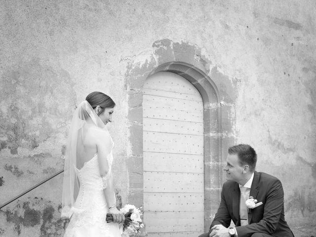 Le mariage de Quentin et Pauline à Le Perréon, Rhône 11