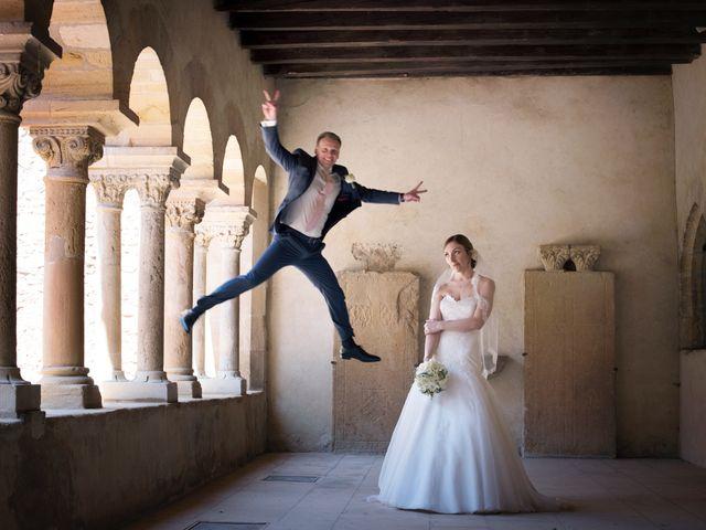 Le mariage de Quentin et Pauline à Le Perréon, Rhône 12