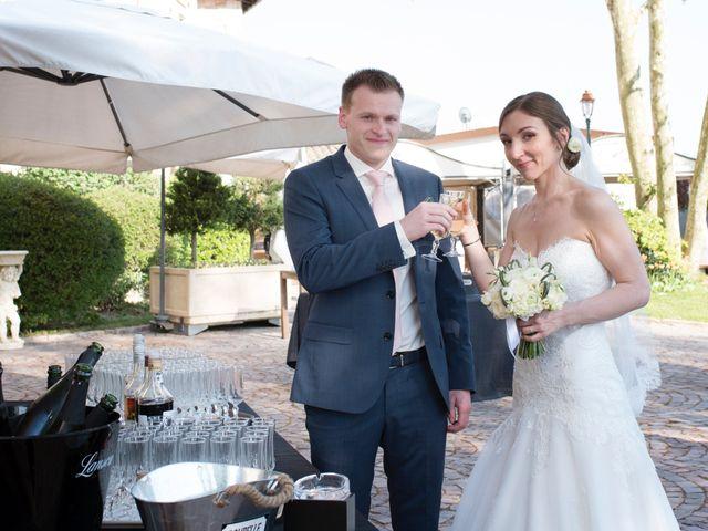 Le mariage de Quentin et Pauline à Le Perréon, Rhône 17