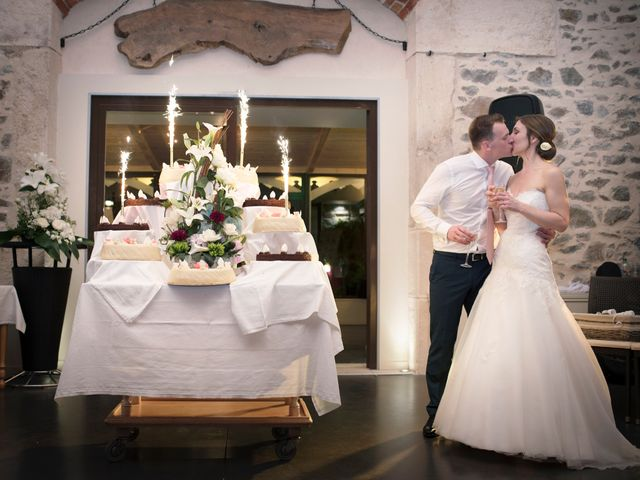 Le mariage de Quentin et Pauline à Le Perréon, Rhône 30