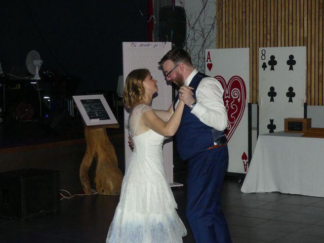 Le mariage de Benjamin et Agathe à Vesoul, Haute-Saône 9