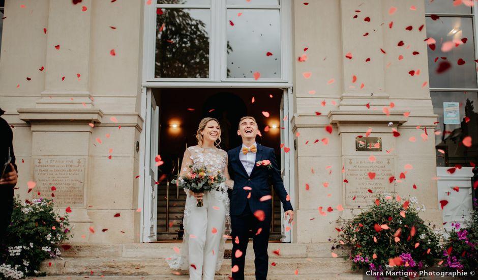 Le mariage de Loïc et Cécile à Épernay, Marne