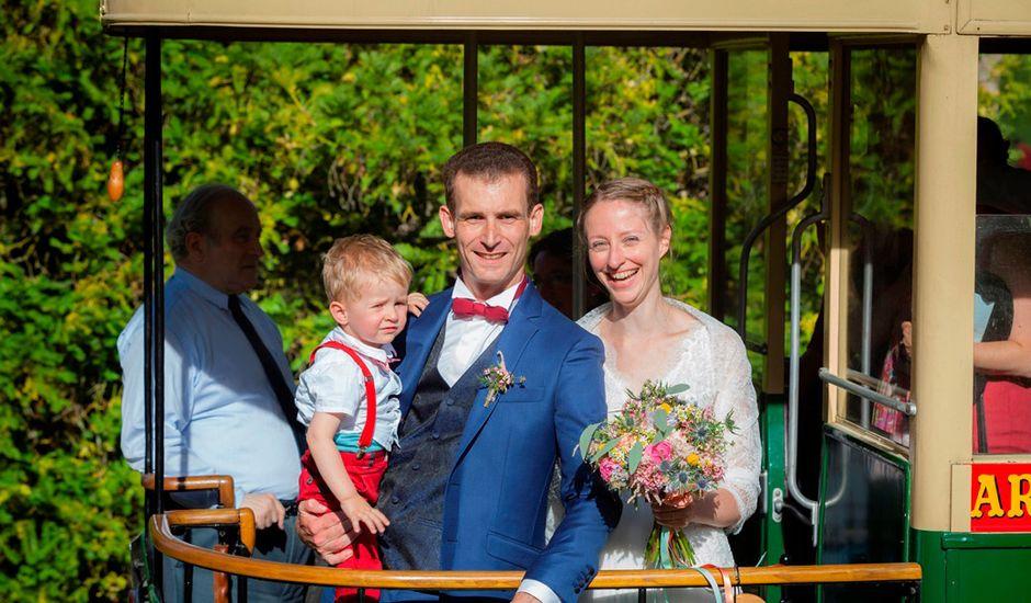 Le mariage de Damien et Camille à Cernay-la-Ville, Yvelines