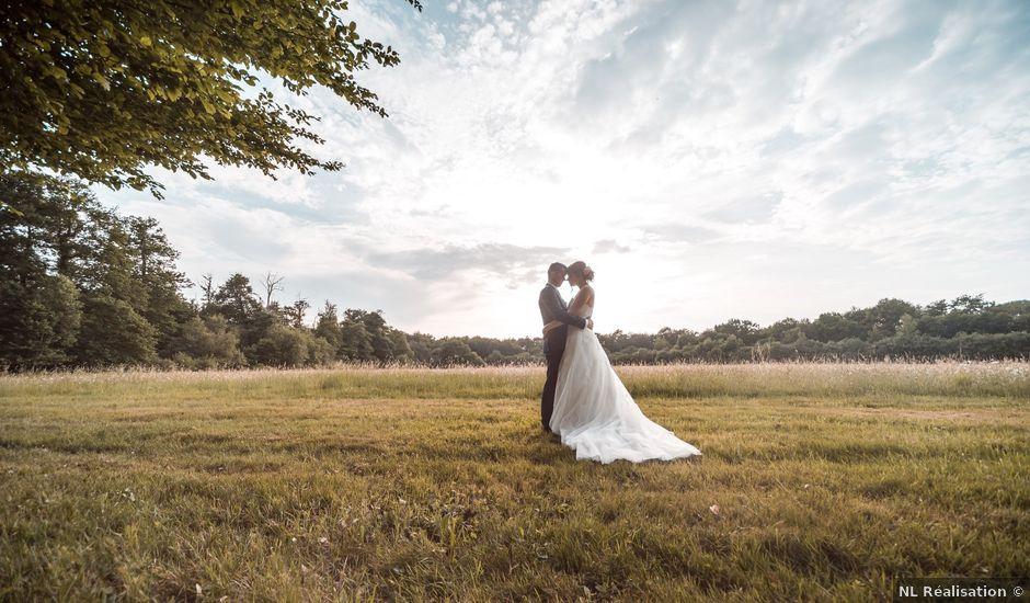 Le mariage de Nicolas et Mylène à Saint-Cyr-sur-Loire, Indre-et-Loire