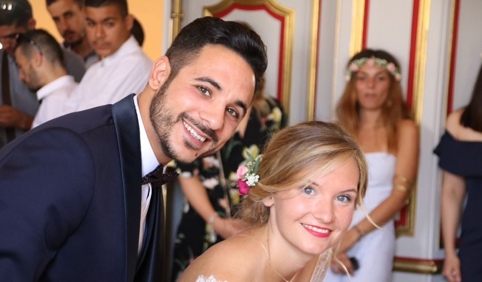Le mariage de Naem et Marine à Légny, Rhône
