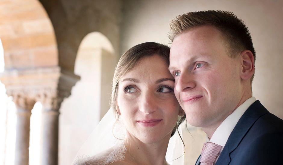 Le mariage de Quentin et Pauline à Le Perréon, Rhône