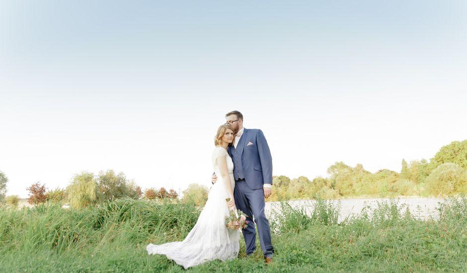 Le mariage de Benjamin et Agathe à Vesoul, Haute-Saône