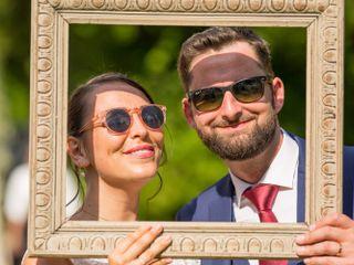 Le mariage de Sonia et Edouard