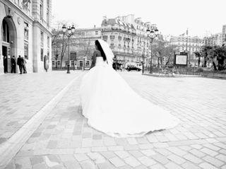 Le mariage de Elisabeth et Paulo 1